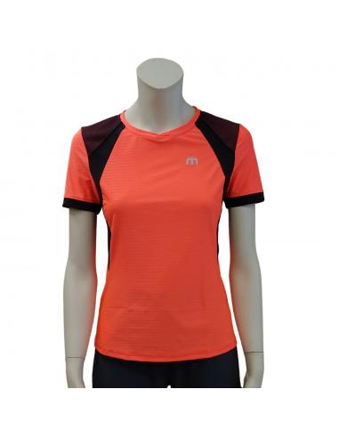 T-Shirt Mico X-Performance Run Frau