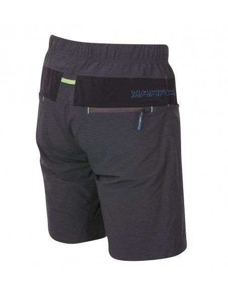 Bermuda Karpos Dolada Dark Grey/Black