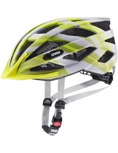 Uvex Air Wing CC Grey/Lime