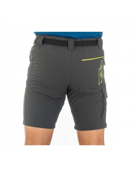 Alpenplus Stretch Outdoor Short Mann