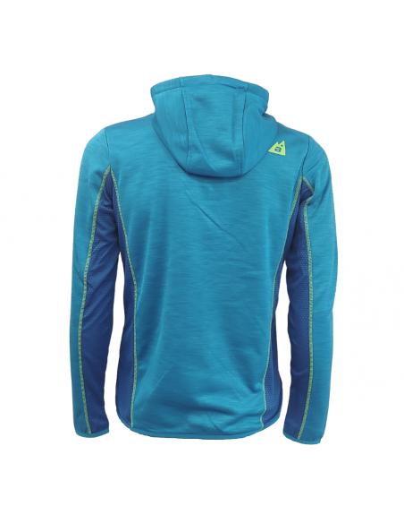 Sweatshirt Alpenplus Stretch Outdoor Mann