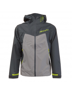 Alpenplus Waterproof Outdoor Mann Jacke
