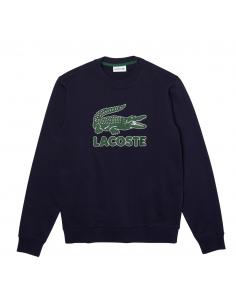 Herren-Sweatshirt aus Fleece Lacoste