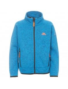 Trespass Mario Boy Fleece Blue