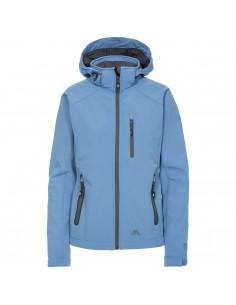 Trespass Women Softshell Jacket Windproof Bela II