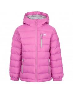 Giacca Trespass Aksel Bambina Deep Pink