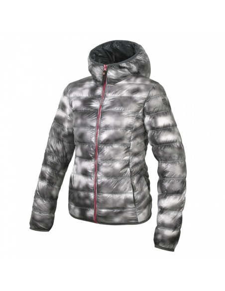 Piumino Brekka Pattern Down Jacket Woman