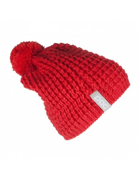 Berretto POC Color Beanie Red